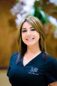 Brenda Perez, Front Office
