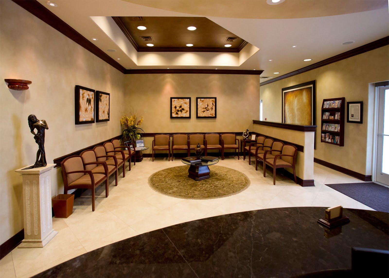Waiting Room at Weston Cosmetic Surgery