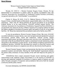 PDF: Dr. Messa AAAASFPress Release