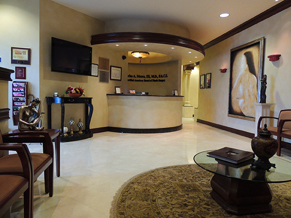 Plastic Surgery Office Design Classy Our Facility  Weston Cosmetic Surgery Center 2017