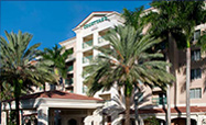 Courtyard Marriott Hotel, Weston, Florida