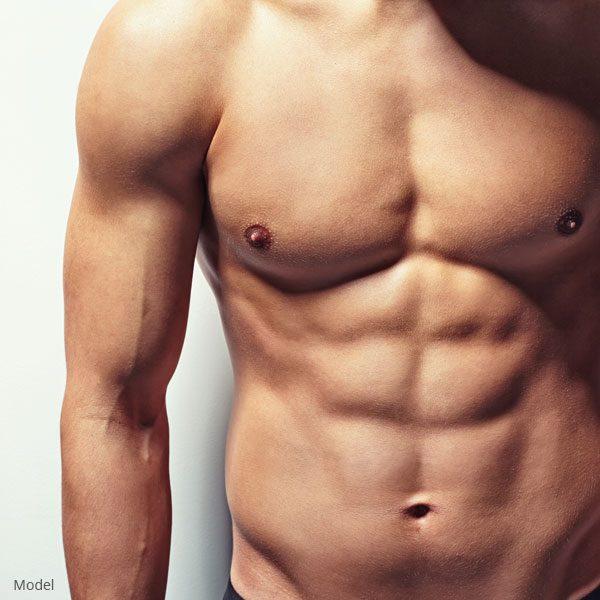 A More Masculine Figure Featured Model