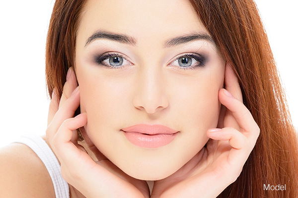 Natural-Looking  Results Featured Model